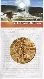 Yellowstone National Park - Catlin - Coin