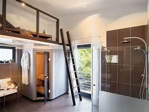 Badezimmer Mit Sauna : b der ~ A.2002-acura-tl-radio.info Haus und Dekorationen