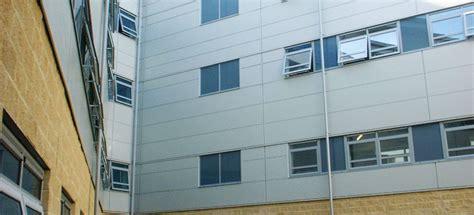 hospitals construction profiles