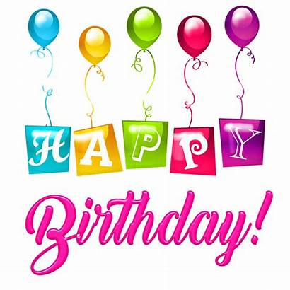 Birthday Happy Balloons Pixabay Plastic Say