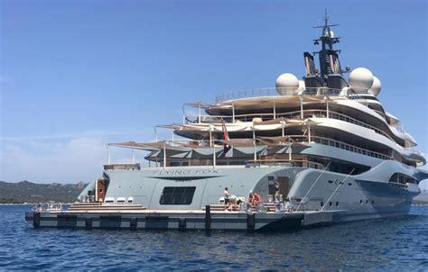 Boat Yacht Rental: Jeff Bezos Mega Yacht