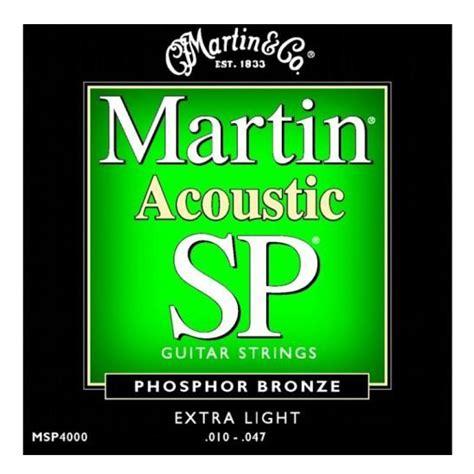martin sp acoustic 12 string set phosphor bronze