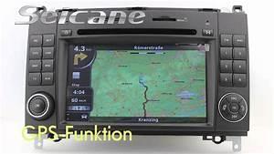 Sd Karte Bluetooth : gps navigationssystem f r mercedes benz b klasse w245 mit ~ Jslefanu.com Haus und Dekorationen
