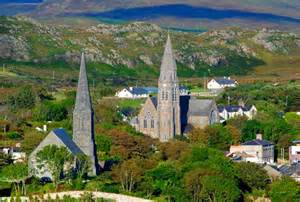catholic rings clifden capital of connemara information about the town