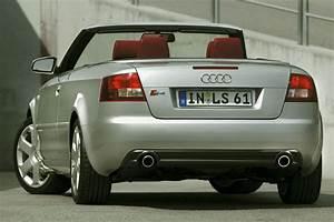 Audi S4 Cabriolet : audi s4 cabriolet 4 2 quattro b7 2004 parts specs ~ Medecine-chirurgie-esthetiques.com Avis de Voitures