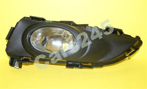mazda 3 3 5 dr hatchback 2003 2005 fog light l left