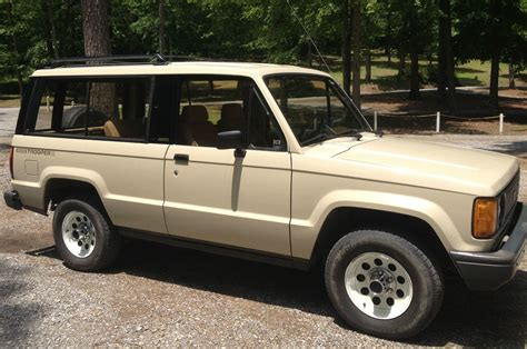 Isuzu Picture by Kidney Anyone 20k Mile 1986 Isuzu Trooper Ii Japanese