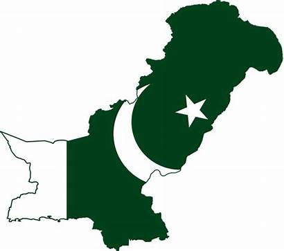 Pakistan Clipart Flag Map Transparent Pinclipart