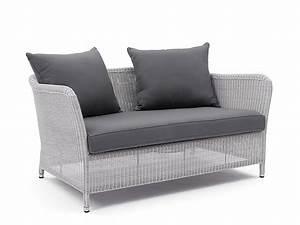Polyrattan 2 Sitzer : rattan 2 sitzer sofa great polyrattan sofa sitzer rattan polyrattan gartenmobel sitzer sofa ~ Whattoseeinmadrid.com Haus und Dekorationen