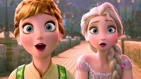 quot la reine des neiges quot anas delva chante quot un grand jour
