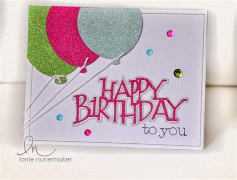 26 Cricut Birthday Card Ideas  Scrappin's A Hoot