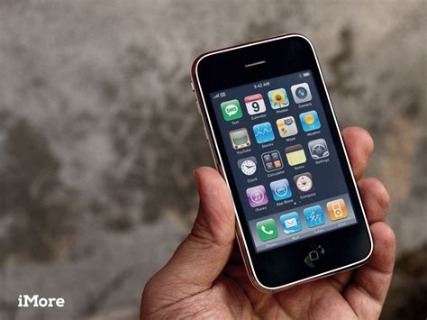 iphone 3 history of iphone 3gs faster and more powerful imore