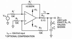 4  Schematic Of One Current Generator