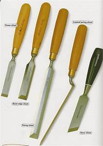 How Many Types Of Chisels Are There