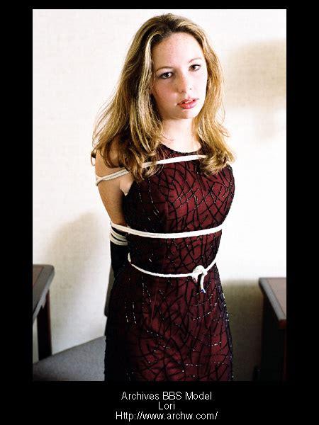 bondage models  archives bbs