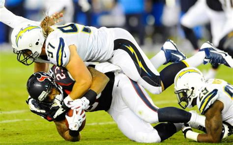 After Changes At Top, Chargers Made Progress