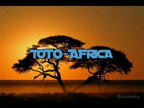 Toto-africa ( Lyrics )