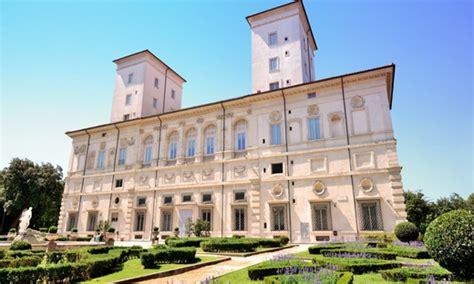 Villa Borghese Ingresso Museo E Galleria Borghese Biglietti D Ingresso