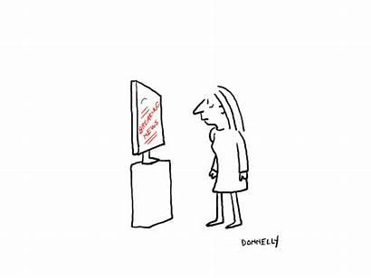 Cartoon Trump Times York Evolution Editorial Cartooning