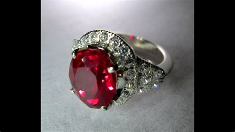 pigeon ruby sold out web batu permata natural unheated burmese pigeon s ruby ring 8 cts sold youtube