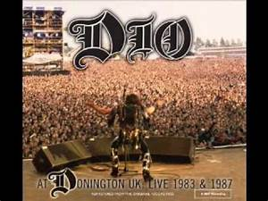 Dio Rainbow In The Dark Live At Donington 1987 K POP
