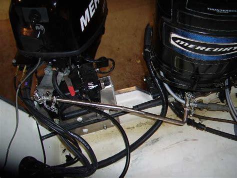 question  steering connecting kicker motor  big