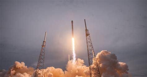 SpaceX Will Launch (And Land?) Its Most Powerful Rocket ...
