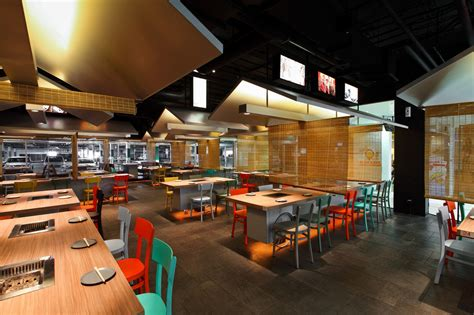 grill cuisine coca grill restaurant by integrated field