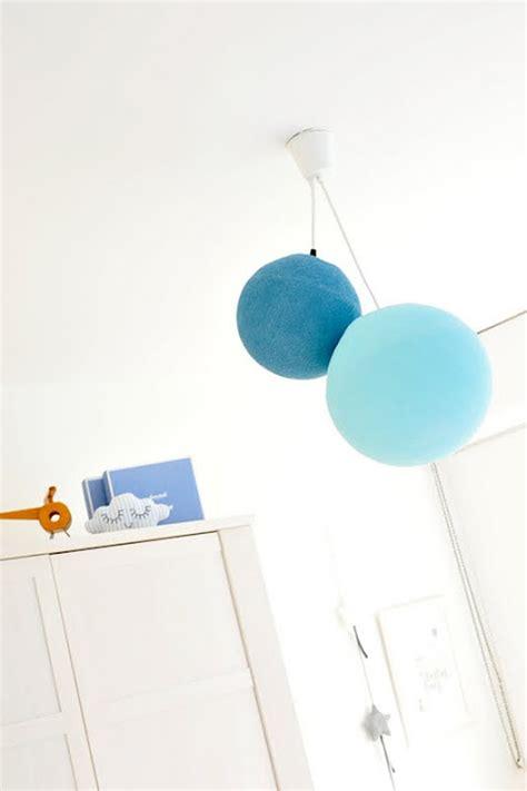 luminaire chambre bébé garçon suspension luminaire chambre garcon