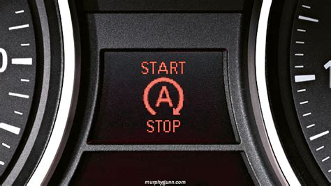 Automatic Stop-start System