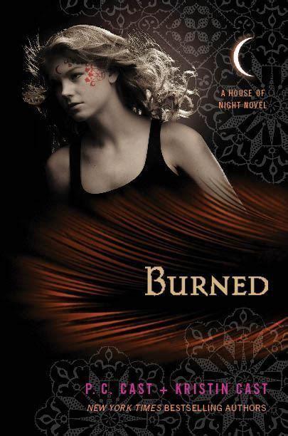 Review Burned  House Of Night Series Fiktshun