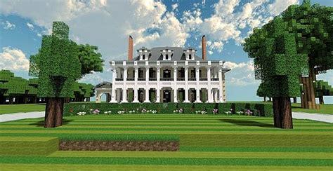 Minecraft Living Room Ideas Pe by Plantation Mansion Minecraft Building Inc