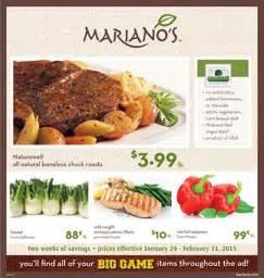 Mariano's Weekly Ad Circular