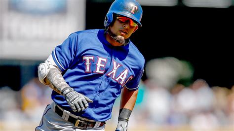 rougned odor signs  year extension  rangers