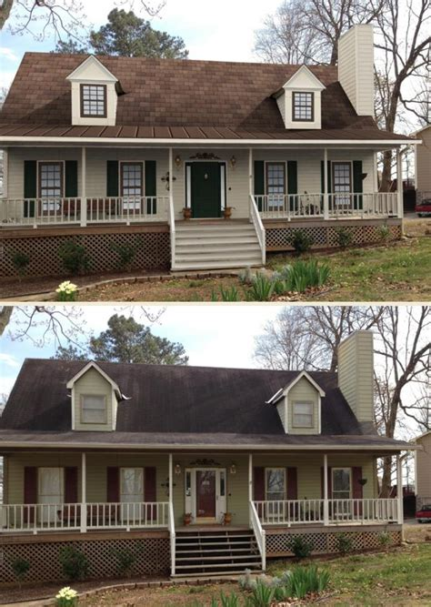before after home makeover russ wade of hoover al