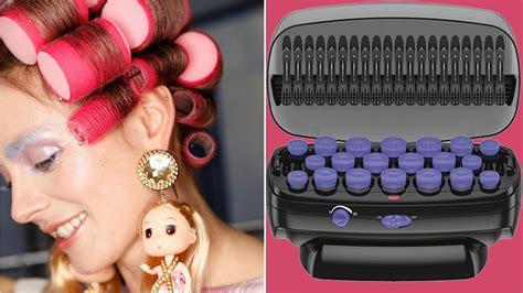 hair rollers       create curls