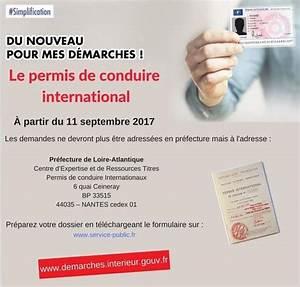 Prefecture Du Rhone Permis De Conduire : permis de conduire internationaux changements des modalit s de demande permis de conduire ~ Maxctalentgroup.com Avis de Voitures