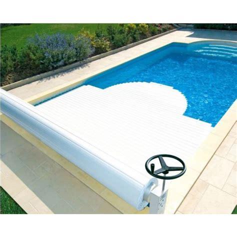 un volet roulant de piscine sur mesure pour une protection adapt 233 e