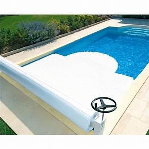un volet de piscine pas cher en occasion ou a prix discount With prix volet roulant immerge pour piscine