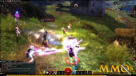 guild wars  game review mmoscom