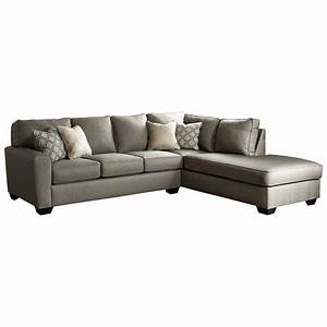 benchcraft by ashley calicho contemporary sectional with With sectional sofas royal furniture