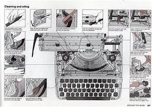 Typewriter Repair And Restoration  U2013 A Simple Guide