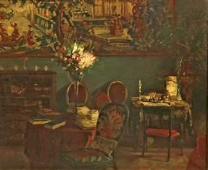 Edouard (Jean-Édouard) Vuillard (1868 – 1940) – Farhat