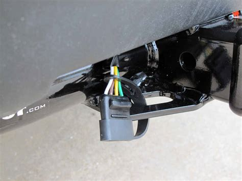 Silverado Trailer Wiring Harnes by 2004 Chevrolet Silverado Custom Fit Vehicle Wiring Curt