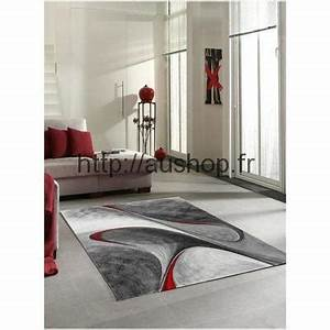 tapis salon pas cher avec motifs et couleurs tapis deco With tapis moderne avec canapé japonais pas cher