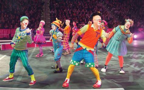cool jobs circus clown boys life magazine