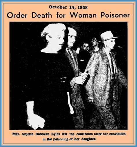 the unknown history of misandry anjette donovan lyles serial killer with 2 husbands a