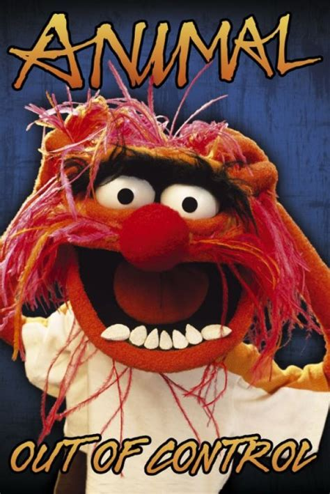 muppets posters muppet animal poster fp panic posters