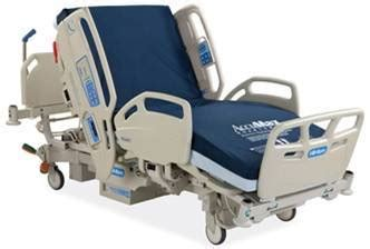 37122 stand up bed cama hill rom careassist