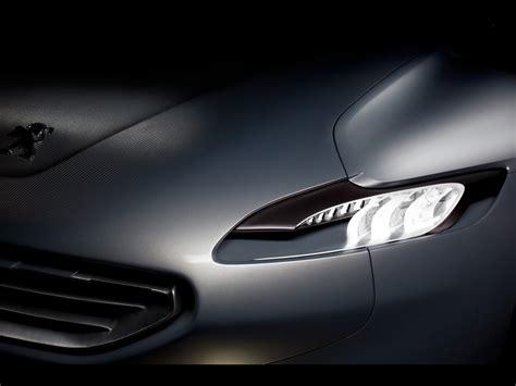 2018 Peugeot Sr1 Concept Car Headlights 1920x1440